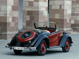 Ford Eifel 2-seater Cabriolet 1936–39 images