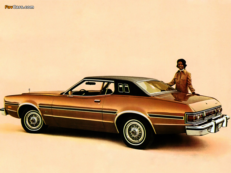 Photos of Ford Elite 1975 (800 x 600)