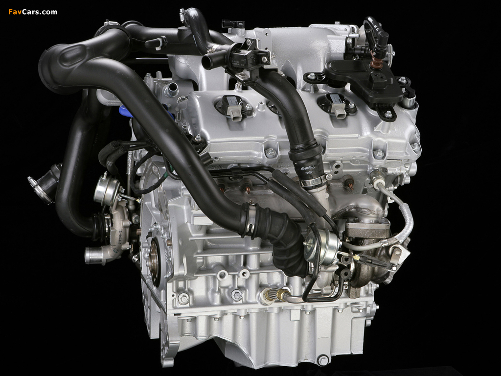 Engines  Ford EcoBoost wallpapers (1024 x 768)