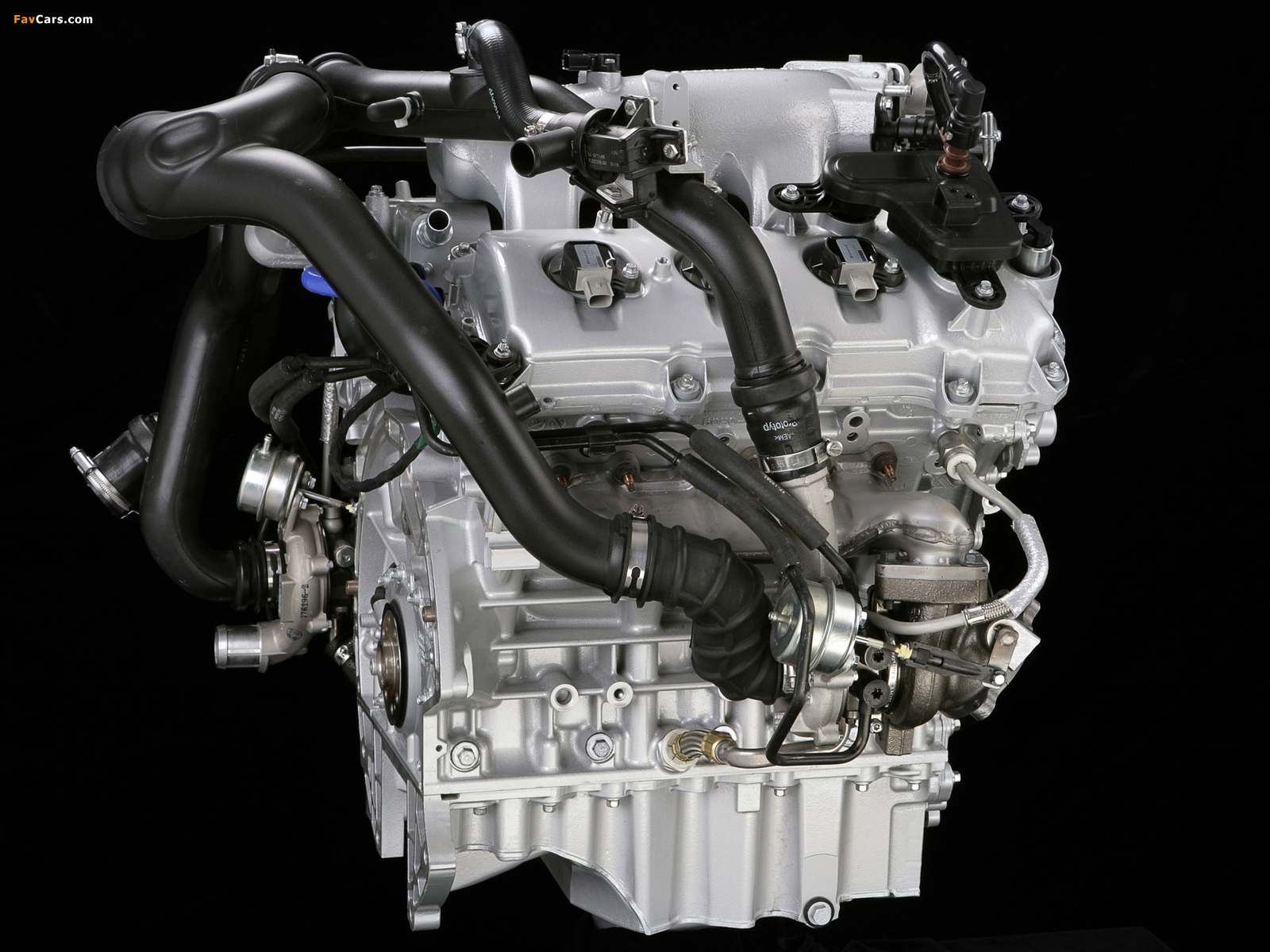 Engines  Ford EcoBoost wallpapers (1600 x 1200)
