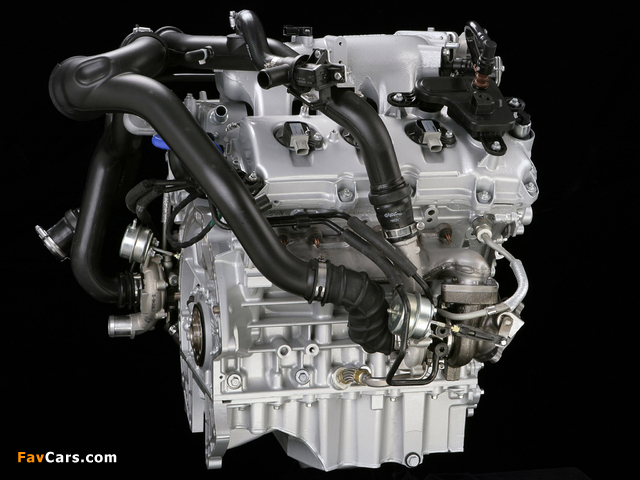 Engines  Ford EcoBoost wallpapers (640 x 480)