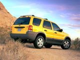 Ford Escape 2000–04 photos