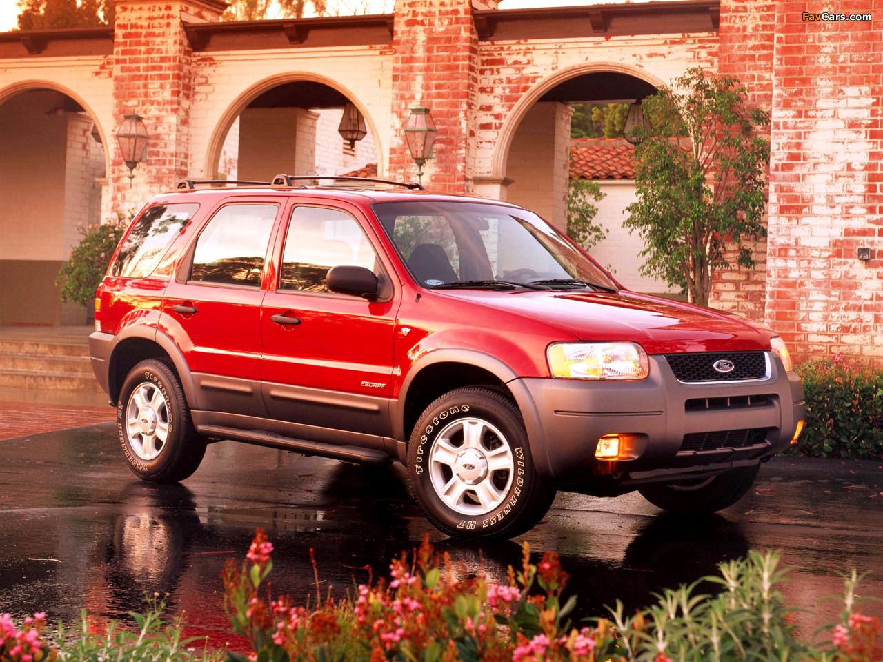 Форд Эскейп 2008 года, Так как Santa Fe(2008г) мой ...