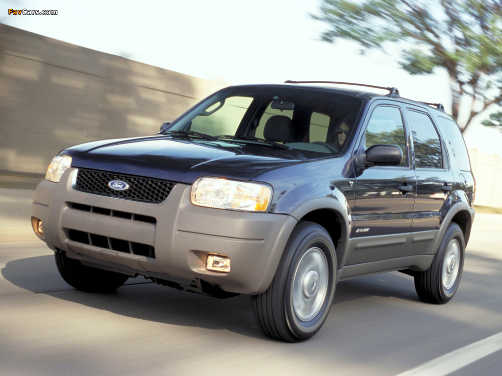 Ford escape 2000 04 pictures 1024 x 768