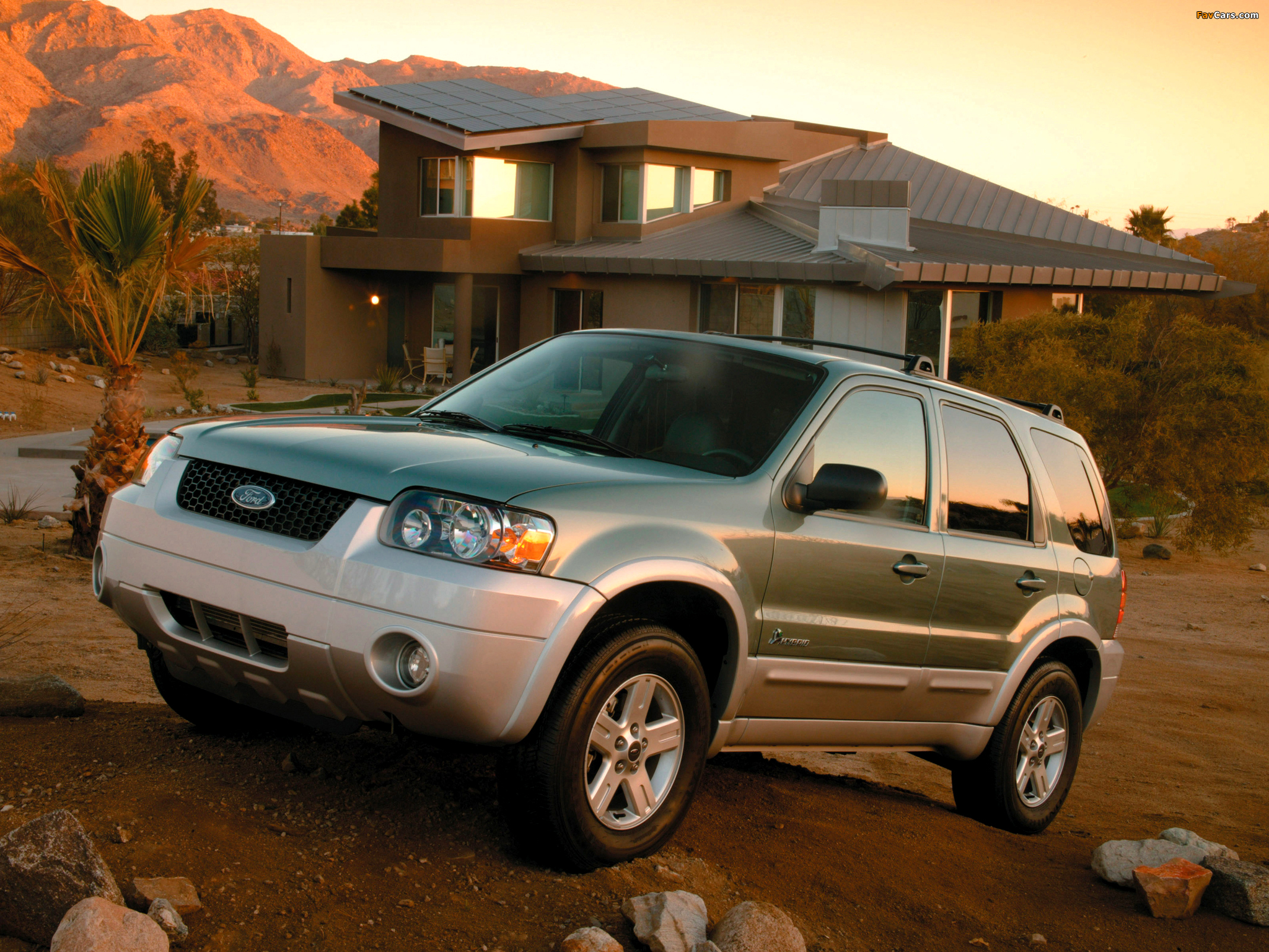 Ford Escape Hybrid 2004–07 images (2048 x 1536)