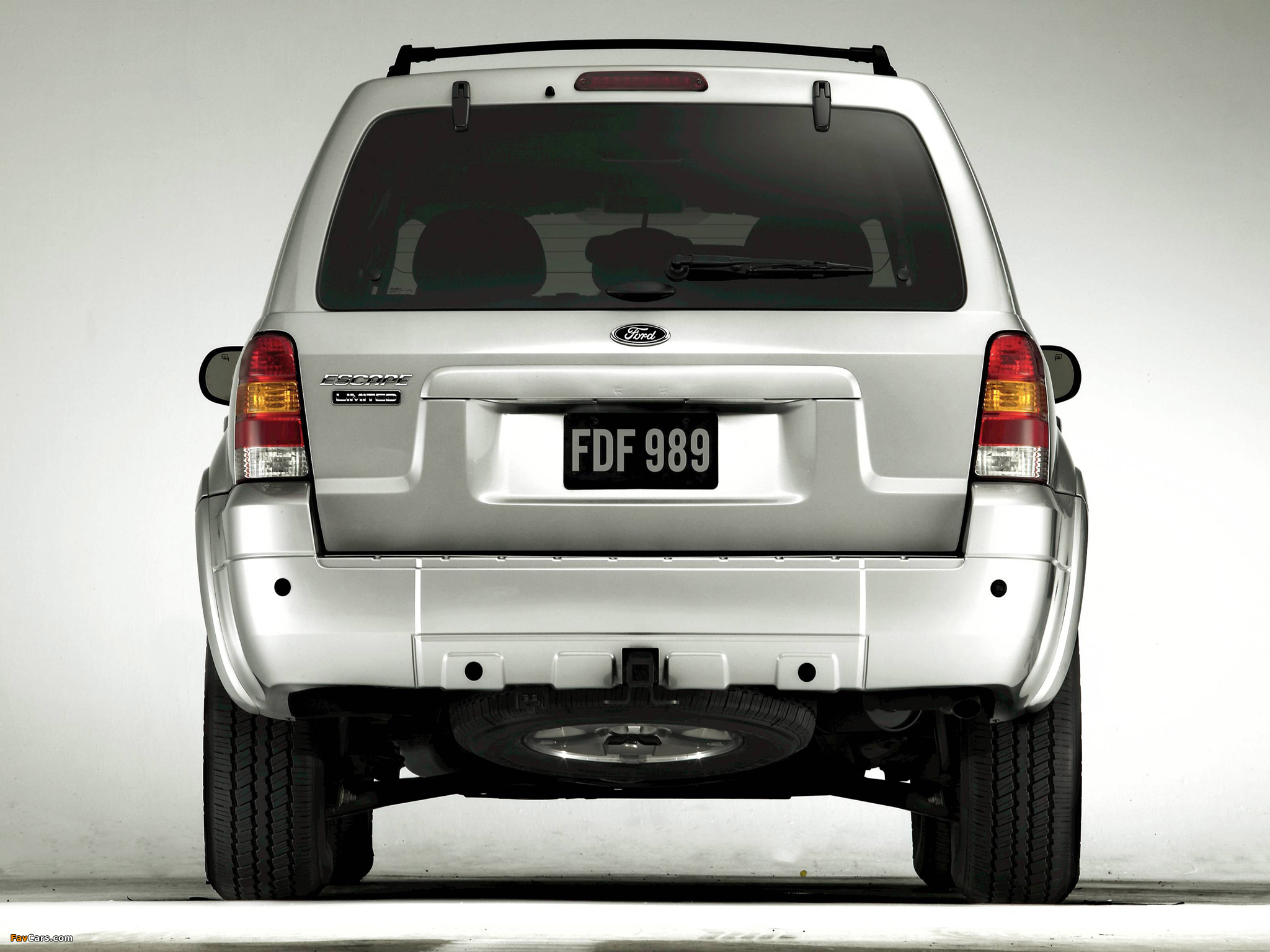Ford Escape Limited 2004–07 images (2048 x 1536)