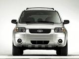 Ford Escape Limited 2004–07 images