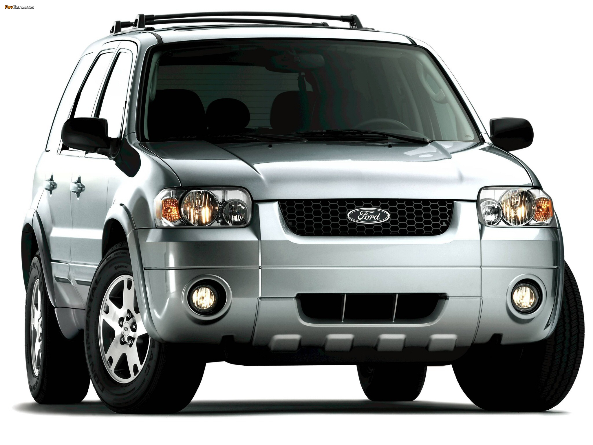 Ford Escape Limited 2004–07 pictures (2048 x 1536)