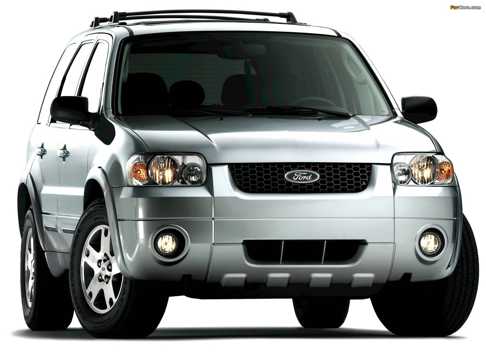 Ford Escape Limited 2004–07 pictures (1600 x 1200)