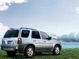 Ford Escape TW-spec (ZC) 2006–08 pictures