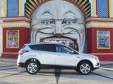 Ford Escape Trend AU-spec 2016 images