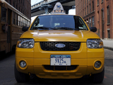Images of Ford Escape Hybrid Taxi 2005–07