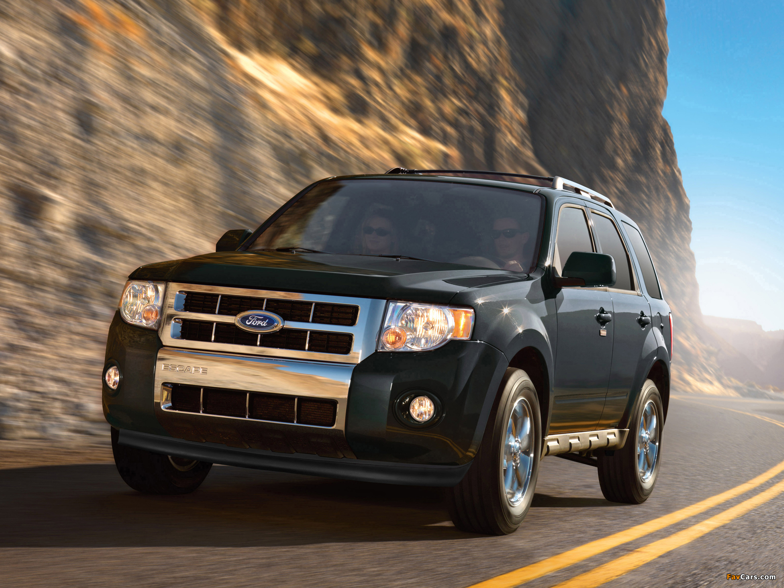 Photos of Ford Escape 2007–12 (1600 x 1200)