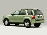 Photos of Ford Escape Hybrid 2007–12