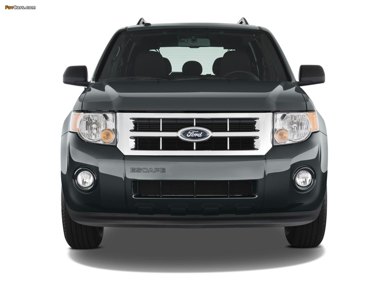 Photos of Ford Escape 2007–12 (1280 x 960)