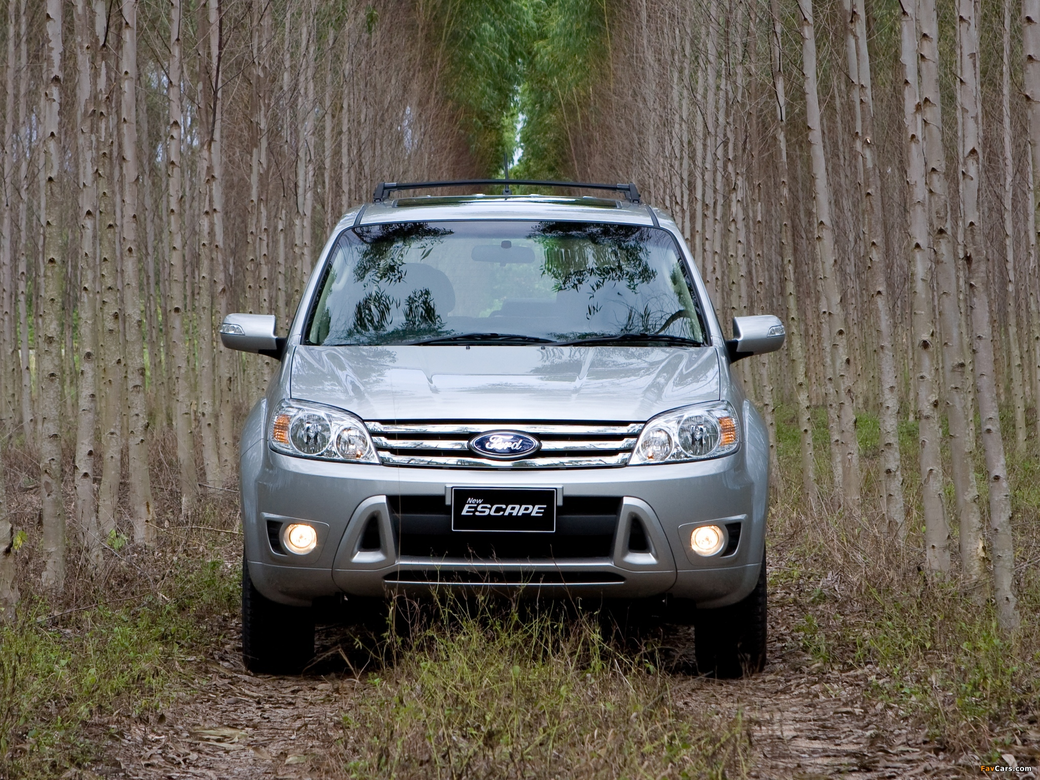 Photos of Ford Escape TH-spec (ZD) 2008–10 (2048 x 1536)