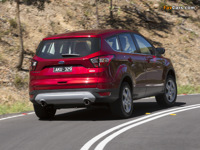 Photos of Ford Escape Ambinente AU-spec 2016 (640 x 480)