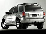 Pictures of Ford Escape Limited 2004–07