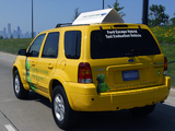 Pictures of Ford Escape Hybrid Taxi 2005–07
