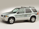 Pictures of Ford Escape Hybrid E85 Concept 2006