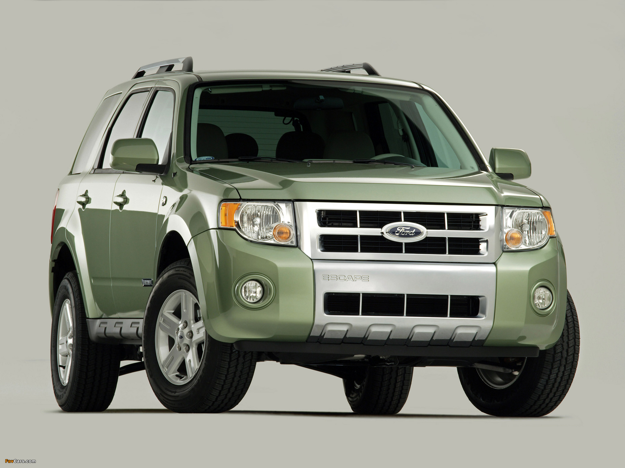 Pictures of Ford Escape Hybrid 2007–12 (2048 x 1536)
