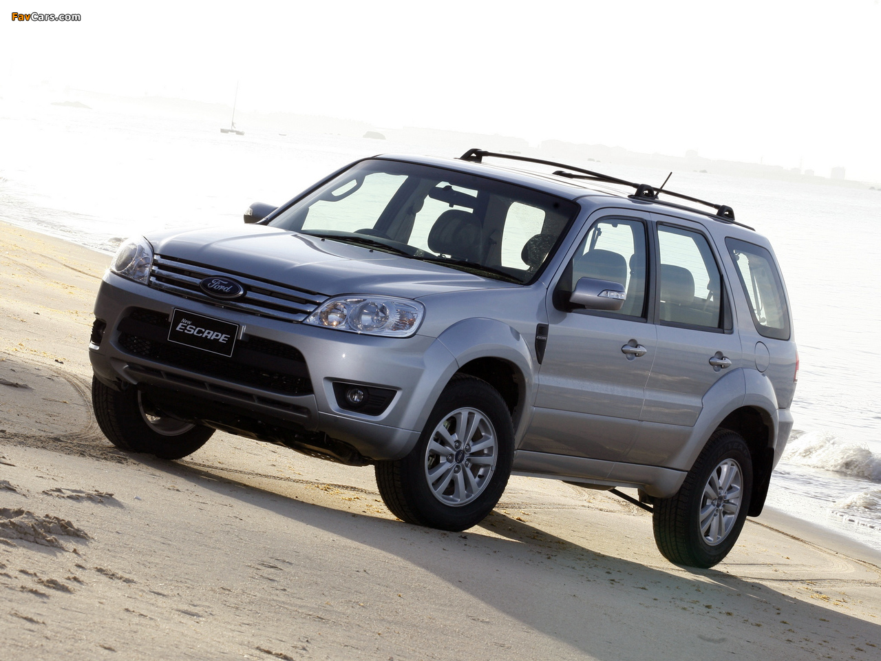 Pictures of Ford Escape TH-spec (ZD) 2008–10 (1280 x 960)