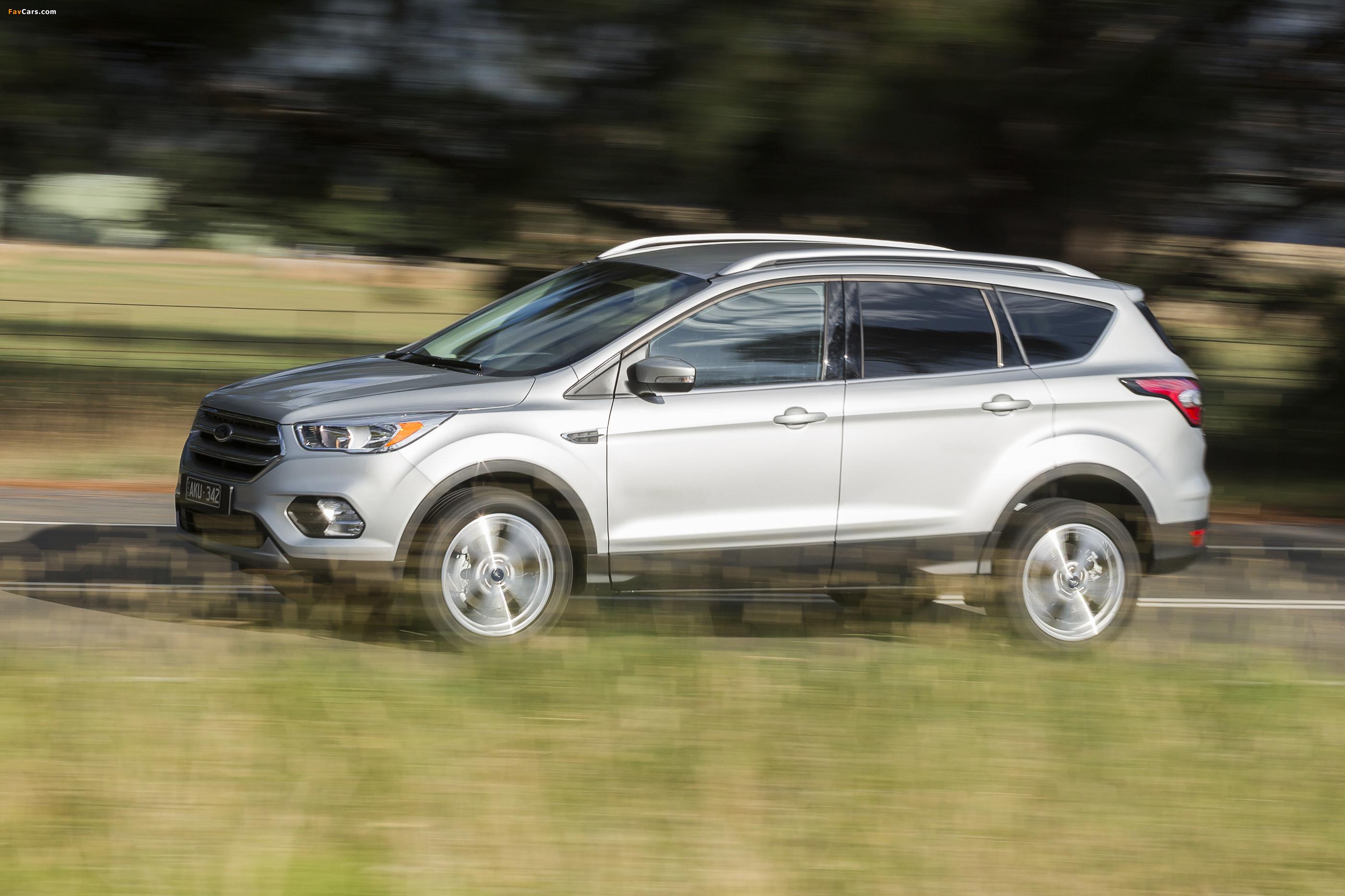 Pictures of Ford Escape Trend AU-spec 2016 (2800 x 1866)