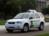 Ford Escape Hybrid Taxi 2005–07 wallpapers