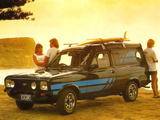 Images of Ford Escort Sundowner Panel Van (II) 1979