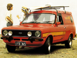 Ford Escort Sundowner Panel Van (II) 1978 wallpapers