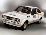 Ford Escort RS1800 Rally Car 1975–82 pictures