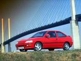 Ford Escort RS2000 UK-spec 1991–93 images