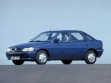 Ford Escort 5-door Hatchback 1992–94 pictures