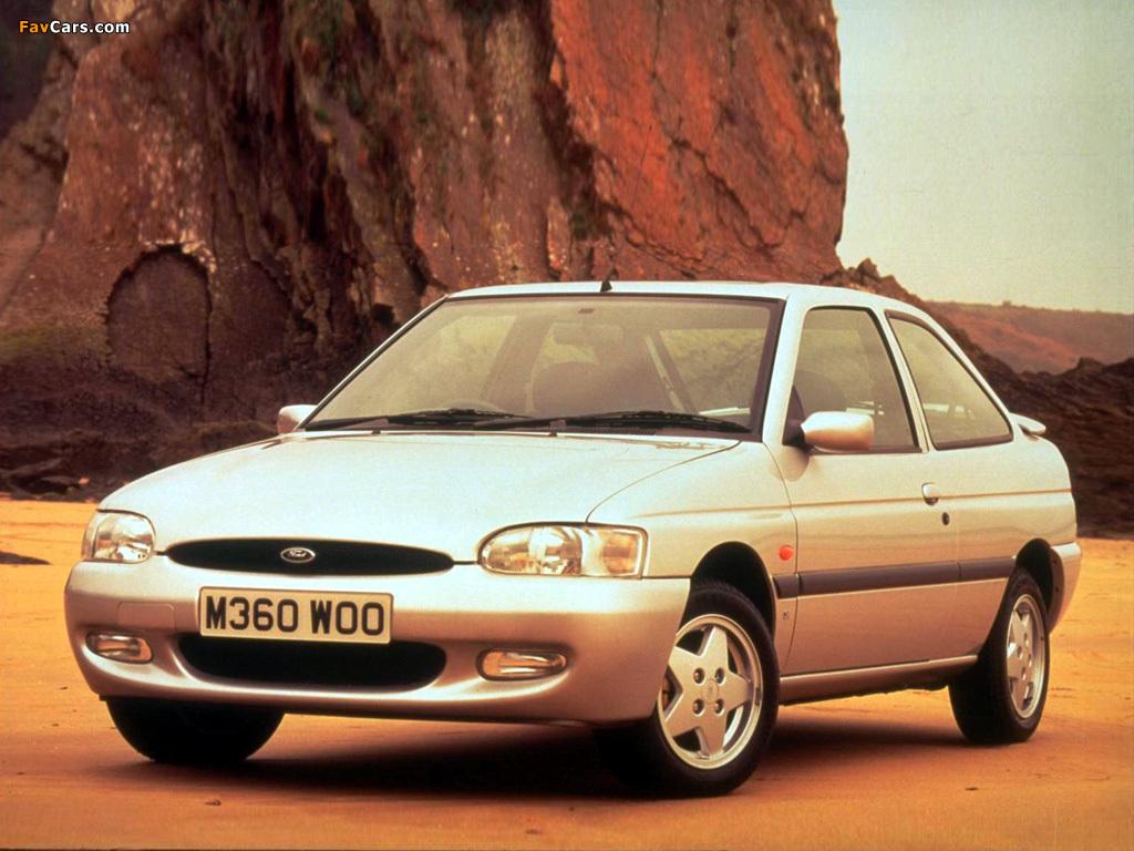 Расчет стоимости страховки на Ford Escort V Рестайлинг 2 ...
