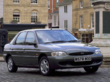 Ford Escort Ghia X 5-door Hatchback UK-spec 1996–98 photos