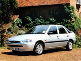Ford Escort Finesse 5-door Hatchback UK-spec 1999–2000 wallpapers