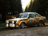 Photos of Ford Escort RS1800 Lombard RAC Rally (II) 1979