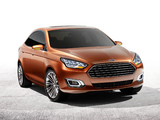 Photos of Ford Escort Concept 2013