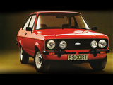 Pictures of Ford Escort 1600 Sport 1977–80