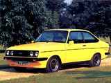 Ford Escort RS2000 UK-spec 1977–80 wallpapers