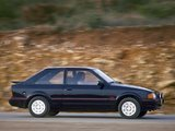 Ford Escort XR3i 1986–89 wallpapers