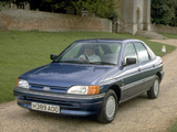 Ford Escort Ghia 5-door Hatchback UK-spec 1991–93 wallpapers