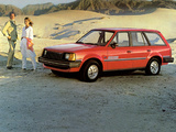 Ford Escort SS Wagon 1981 photos