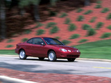 Ford Escort ZX2 1998–2002 wallpapers