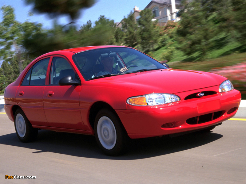 Images of Ford Escort 1997–2002 (800 x 600)