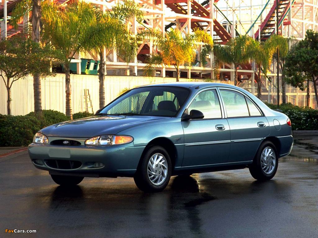 Photos of Ford Escort 1997–2002 (1024 x 768)