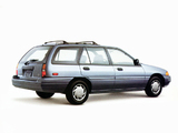Ford Escort LX Station Wagon 1992–96 wallpapers