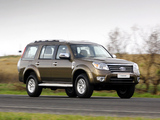 Ford Everest 2009 wallpapers
