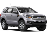Ford Everest Ambiete AU-spec 2015 pictures