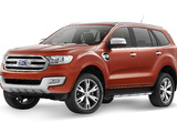 Images of Ford Everest 2015